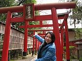 20080404日本關西櫻花滿開遊:犬山城沿途-稻荷神社