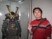 20080404日本關西櫻花滿開遊:犬山城--進入天守閣