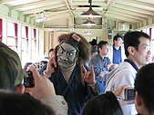 20080404日本關西櫻花滿開遊:前往嵐山