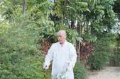導師悲智聖相:大慈大智的   導師每日過著簡樸的農禪生活_1.jpg