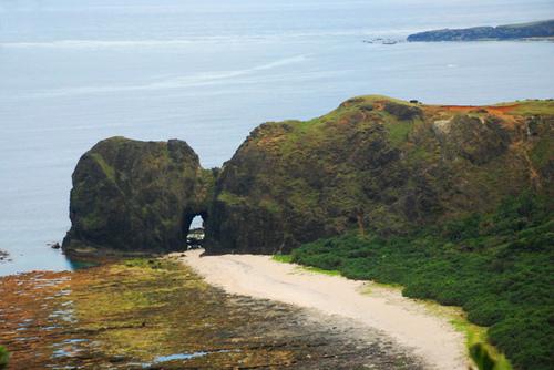 「綠島龜灣海蝕門」的圖片搜尋結果