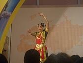 台北國際旅展 ITF 2007 2009:旅展的中央舞台~印度舞表演