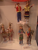 台北國際旅展 ITF 2007 2009:逛展區去~來到一家芭比展示店