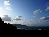 蘭嶼之風景人文篇:一轉眼已經五點多了