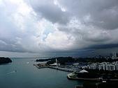嶄新銳變的新加坡二度遊:不時烏雲密佈的天空~廣角拍起來就是不一樣!