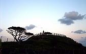 蘭嶼之風景人文篇:再拍下這美麗剪影 今天就收工囉!