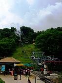 嶄新銳變的新加坡二度遊:搭鐵籠上山~待會要玩滑車 (Luge ride)