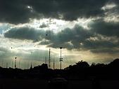 有認真的曼谷遊~DAY 4 5 6 :Keep walking... 三點半的曼谷天空如此陰霾