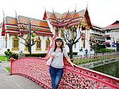 有認真的曼谷遊~DAY 4 5 6 :問了5~6人 終於抵達的大理石佛寺!!