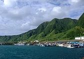 蘭嶼之風景人文篇:剛下船沒能好好欣賞她原始天然的風貌 直到隔天經過才補拍這畫面
