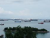 """嶄新銳變的新加坡二度遊:鐵籠纜車上捬拍新加坡外錨地 腿有點軟 @@"""""""