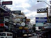 有認真的曼谷遊~DAY 4 5 6 :Day4: 考山路的清晨~ 來此集合準備前往水上市場