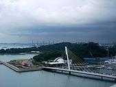 嶄新銳變的新加坡二度遊:斜張橋特寫