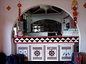 蘭嶼之風景人文篇:下塌飯店 國際海洋飯店 櫃台很有蘭嶼的味道