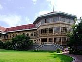 有認真的曼谷遊~DAY 4 5 6 :下午來到 Vimanmek Palace (維曼默柚木皇宮~ 世上最大的柚木建築)