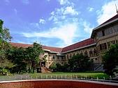有認真的曼谷遊~DAY 4 5 6 :此為王室以前的住所 皇宮內禁止拍照 但那粉色系的內部裝潢很美很浪漫