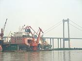船舶進塢紀錄@廣州:船廠遠方還有一座浮塢 為COSCO所有
