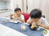 熱壓春捲飯團:yogurt_img_210405108.JPG