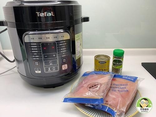 DIY舒肥雞胸肉/在家簡單輕鬆做~萬用鍋食譜-婚姻經營