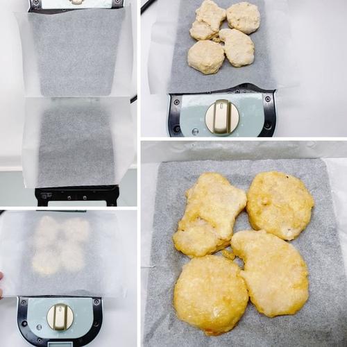 熱壓小籠湯包/小雞塊-簡單熱壓機食譜-婚姻經營