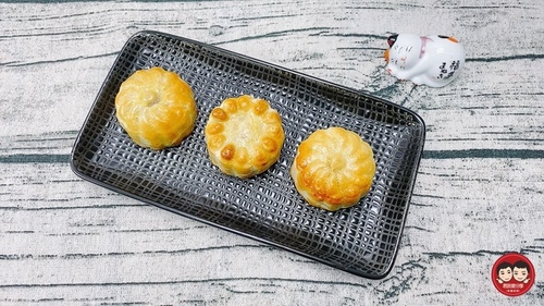 簡單版香酥月餅~烤箱料理-婚姻經營