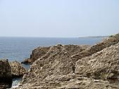2008年四月的小琉球之旅:小琉球~烏鬼洞下方海邊