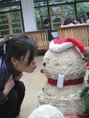 98.12.20 祕密花園:可愛的雪人~來..親一下哦!!