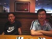 98.07.25 澳美客牛排館:新認識的朋友