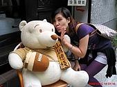 97.10.11 九份 & 黃金博物館一日遊:可愛的小熊!