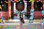 93.05.29~6.2日本之旅:淺草橋寺