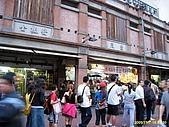 98.11.07 2009年台北大稻埕煙火節:迪化街一角
