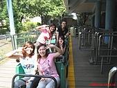 97.10.04 月眉探索樂園:採礦飛車!!(還是只有我們五人)