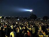 98.11.07 2009年台北大稻埕煙火節:滿滿的人
