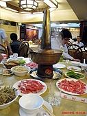 98.10.12 唐宮:酸菜白肉鍋