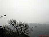 98.02.15 陽明山花季:起霧囉1!