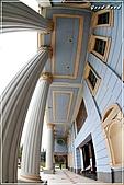 圓滿教堂-霧峰:圓滿教堂~走廊