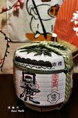 舞丼汀‧日式定食專賣:店內裝飾品