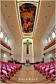 圓滿教堂-霧峰:莊嚴浪漫的教堂