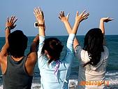 20319503/0922)) _ 海邊,八里:每到夏天我要去海邊~