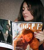 ♥20319503 『山盟海誓』♥ :我們出雜誌了.jpg