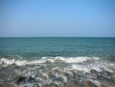 20319503/0922)) _ 海邊,八里:很藍~很美!