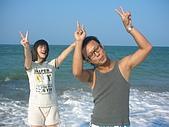 20319503/0922)) _ 海邊,八里:很可愛噢!!