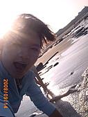 20319503/0922)) _ 海邊,八里:我是陽光女孩~