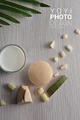 玫瑰皂、木瓜皂、潔顏皂、美容皂、茶香皂酵素皂攝影:皇后亮采保濕潔顏皂