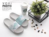 太松拖鞋:居家時尚生活攝影