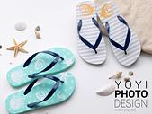 太松拖鞋:海洋風拖鞋