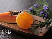 玫瑰皂、木瓜皂、潔顏皂、美容皂、茶香皂酵素皂攝影:木瓜沙拉嫩膚美容皂