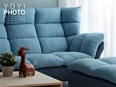 L型大型沙發攝影:L型大型沙發攝影特寫
