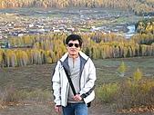 北疆遊--中國新疆〈天山以北〉:午後金秋禾木.JPG