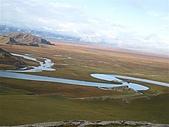 北疆遊--中國新疆〈天山以北〉:九曲十八灣上源2.JPG